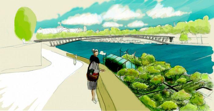 Projet Val Tolosa - Alternative