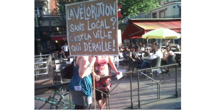 Faire de Toulouse un modèle de ville écologique grâce au vélo !