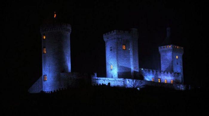 Foix : dans le noir entre minuit et 5 heures du matin