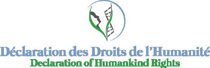 Signer la Déclaration des Droits de l'Humanité!